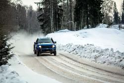 Алексей Титов и Андрей Русов, Ford F150 Raptor (№27)