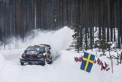 Себастьян Ож'є, Жюльєн Інграссія, Ford Fiesta WRC, M-Sport Ford