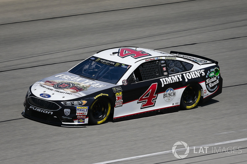 11. Kevin Harvick, Stewart-Haas Racing, Ford Fusion Jimmy John's Kickin' Ranch