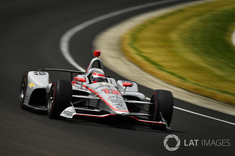 3°: Will Power, Team Penske Chevrolet