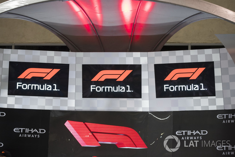 Новый логотип Формулы 1