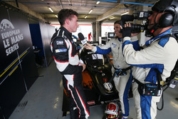 P3 Qualifying; #9 AT Racing, Ligier JS P3 - Nissan: Міккель Єнсен