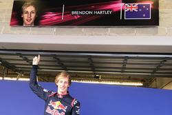 Brandon Hartley, Scuderia Toro Rosso