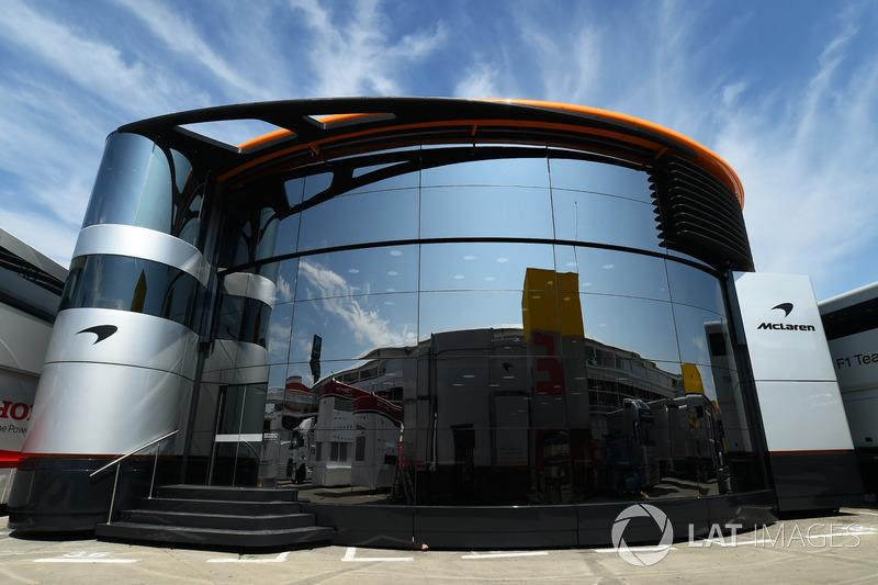 Motorhome McLaren