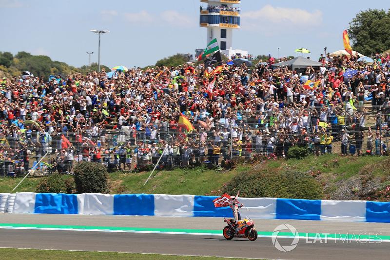 Гран Прі Іспанії: перемога