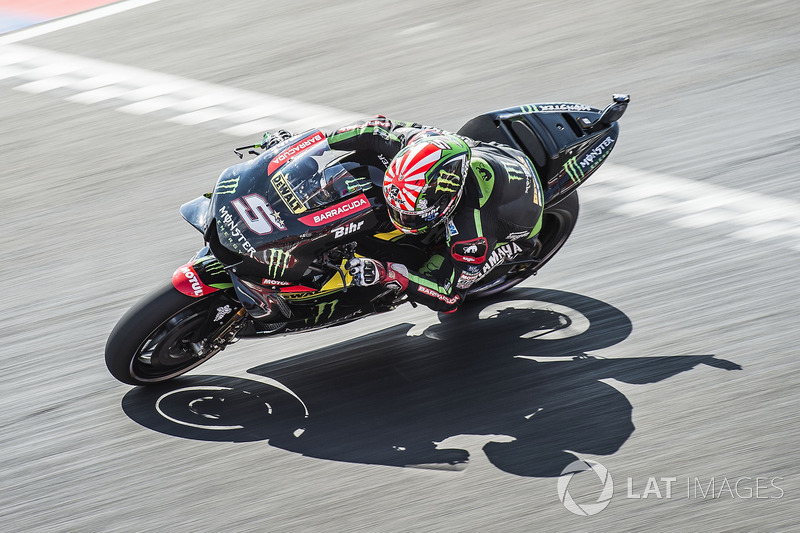 3. Johann Zarco, Monster Yamaha Tech 3