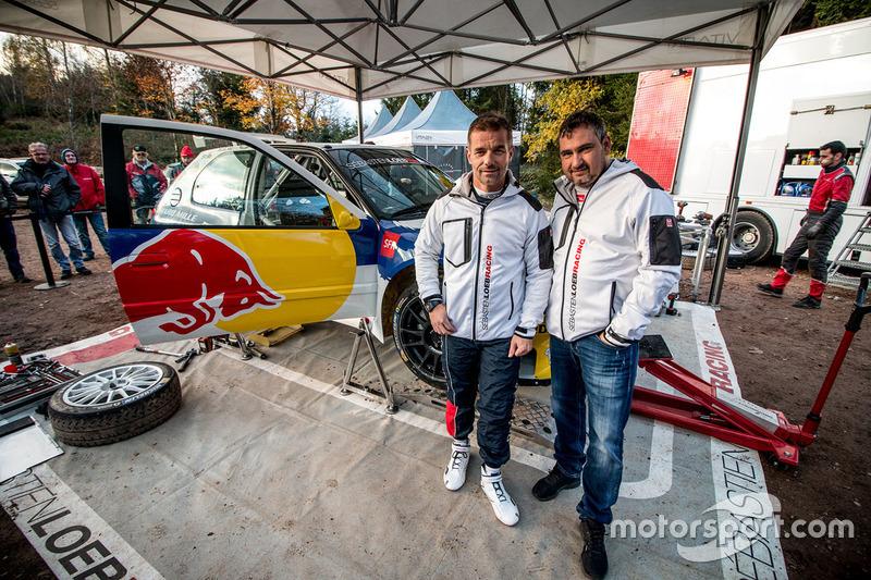 Loeb Racing Peugeot 306 Maxi rebuild