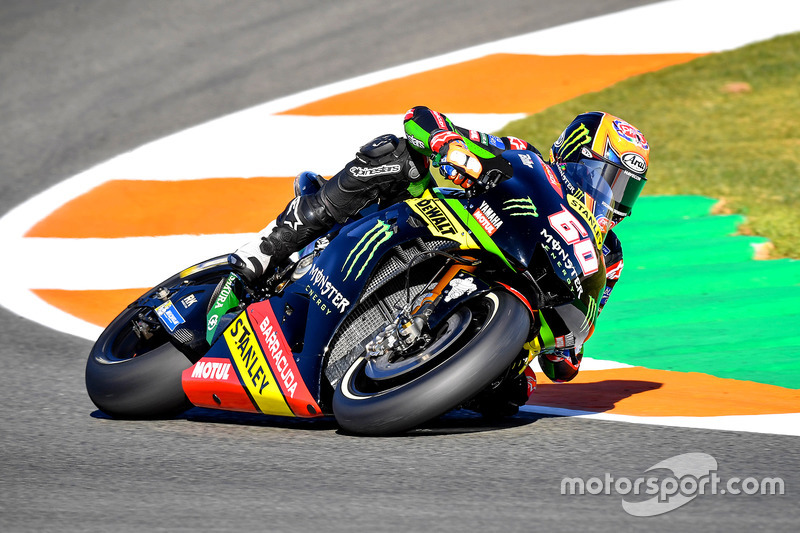 25. Michael van der Mark, Monster Yamaha Tech 3
