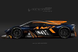 AMR Track Version 8