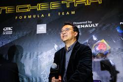 Ivan Yim, Techeetah direktörü