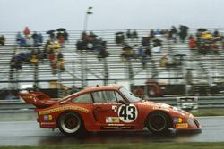 Claude Haldi, Rodrigo Terran, Herbert Loewe, Porsche 935