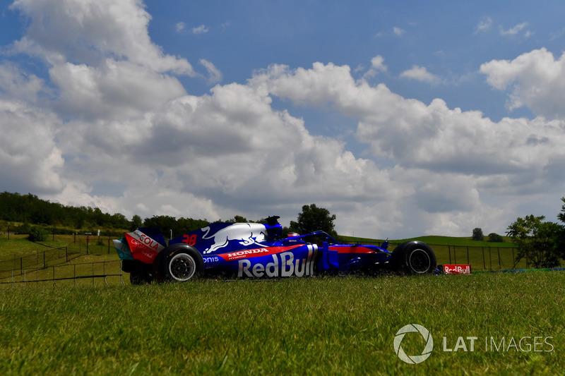 Шон Гелаель, Toro Rosso STR13