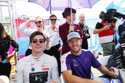 Alex Lynn, DS Virgin Racing, Sam Bird, DS Virgin Racing