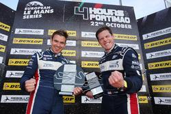 Podium: #2 United Autosports, Ligier JS P3 - Nissan: John Falb, Sean Rayhall
