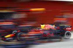 Пит-стоп: Макс Ферстаппен, Red Bull Racing RB14