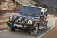 Mercedes-Benz G-Klasse 2018