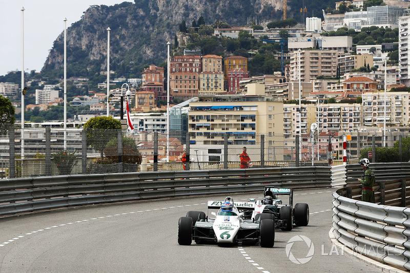 Keke Rosberg, Williams FW08, Nico Rosberg, Mercedes-Benz F1 W07 Hybrid