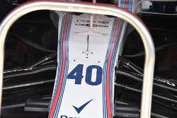Williams FW41 nose