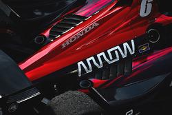 3. Robert Wickens, Schmidt Peterson Motorsports Honda
