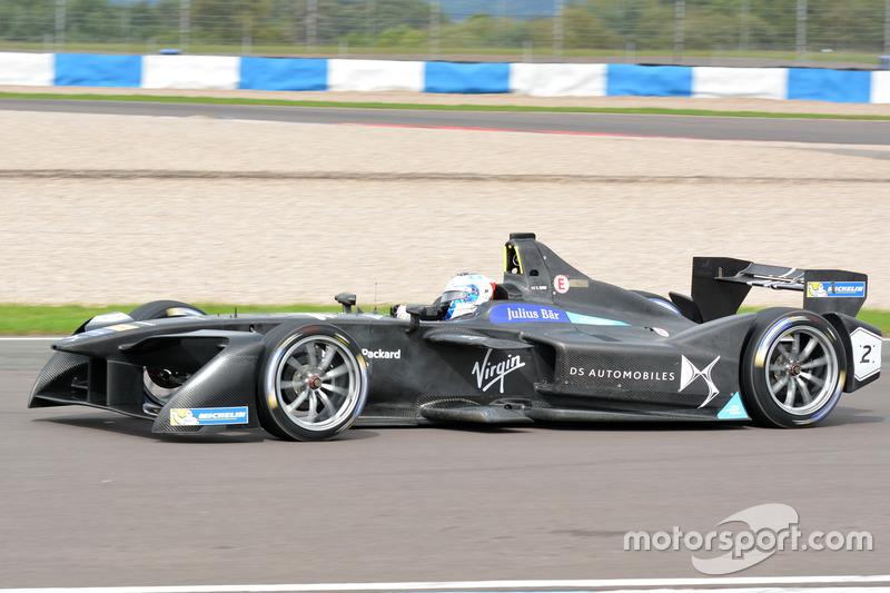 Sam Bird, DS Virgin Racing Formula E Team
