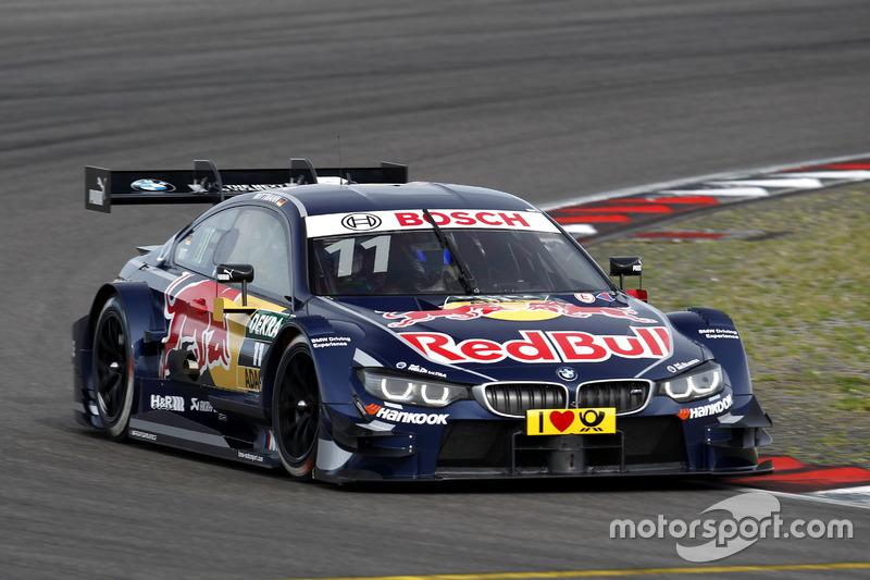 DTM: BMW Team RMG, BMW M4 DTM