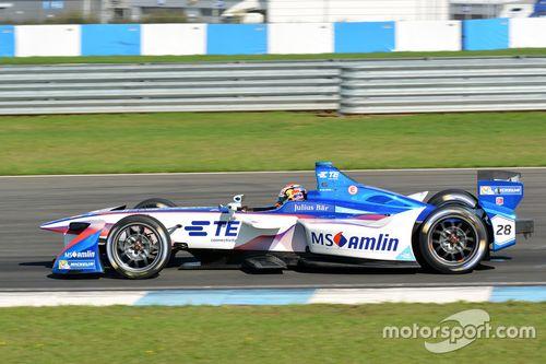 MS Amlin Andretti Formula E Team