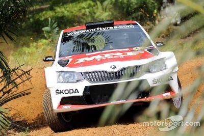 Asia Pacific Rally Championship: Malasia