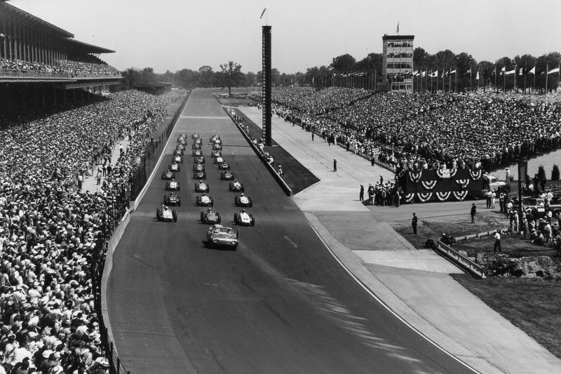 1960: Pace-Laps