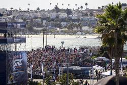 Los Angeles San Pedro atmosphere