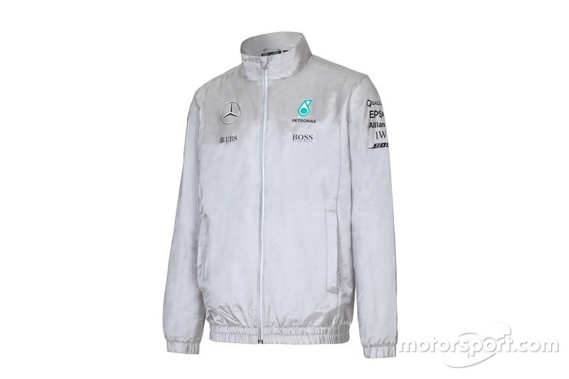 Coupe vent Mercedes AMG Petronas 2016
