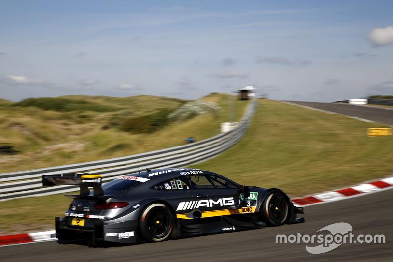 19. Paul Di Resta, Mercedes-AMG Team HWA, Mercedes-AMG C63 DTM