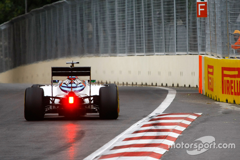 Феліпе Масса, Williams FW38