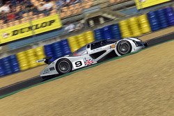 #9 Audi Sport UK, Audi R8C: Stefan Johansson, Stéphane Ortelli, Christian Abt