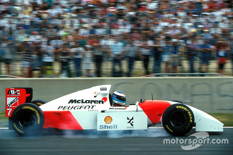 1994: McLaren MP4/9