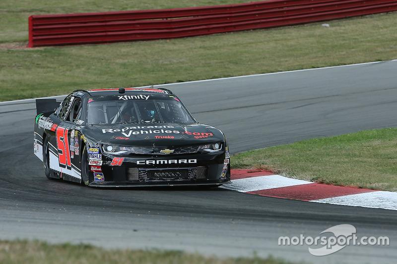 Jeremy Clements, Chevrolet
