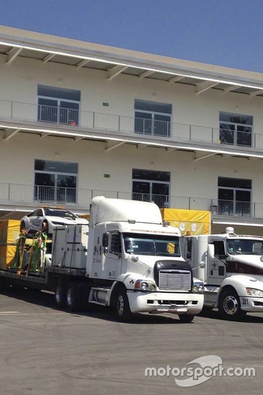 Llegada Fórmula E Autódromo Hermanos Rodríguez