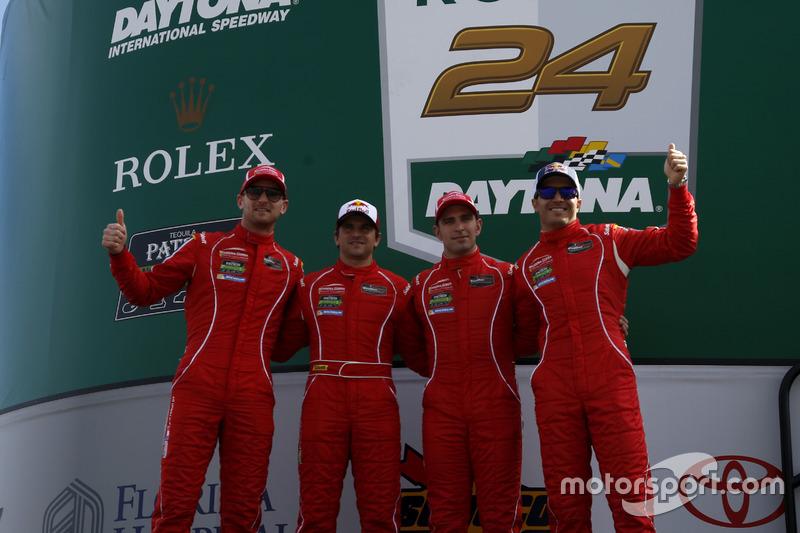 #68 Scuderia Corsa Ferrari 488 GTE : Alessandro Pier Guidi, Alexandre Prémat, Daniel Serra, Memo Rojas