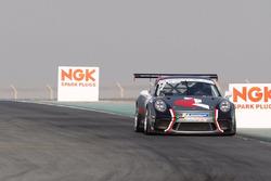 الفيصل الزُبير، السباق الأول الجولة الثانية دبي