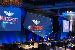 El Great Room previo a los Autosport Awards
