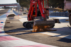 Paul Ricard track changes