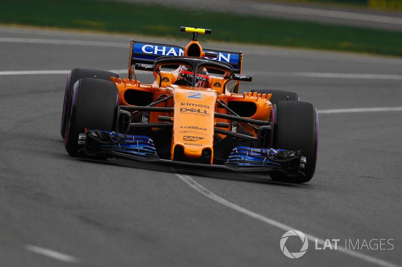 11. Стоффель Вандорн, McLaren MCL33