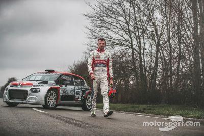 Citroën Racing announcement