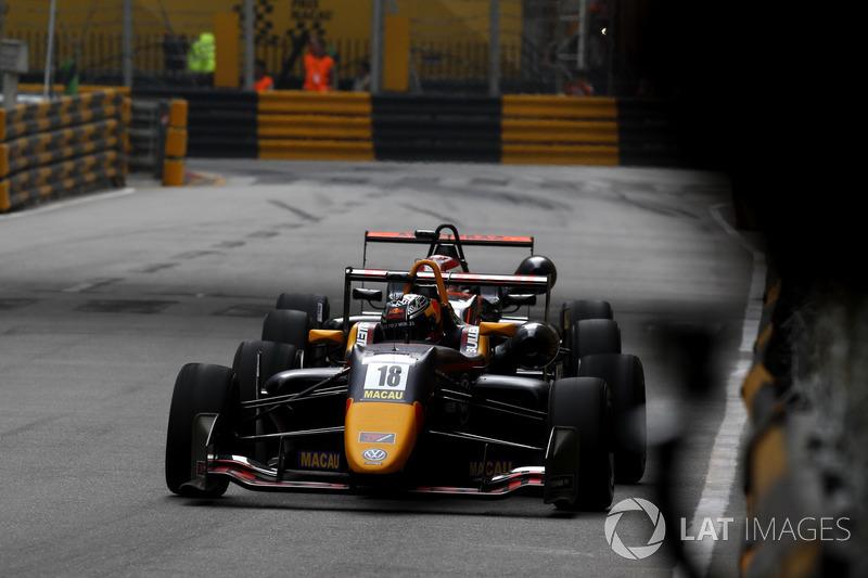Prix McLaren Autosport BRDC : Dan Ticktum