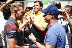 Кевін Магнуссен, Haas F1 Team, Рубенс Баррікелло