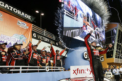 Ganador, Cole Custer, Stewart-Haas Racing Ford