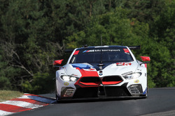 #25 BMW Team RLL BMW M8, GTLM: Alexander Sims, Connor de Phillippi