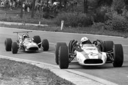 Джон Сертиз, Honda RA301