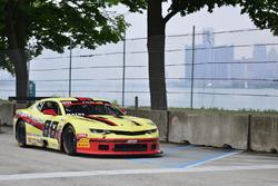 #88 TA2 Chevrolet Camaro: Rafael Matos of HP Tech Motorsports