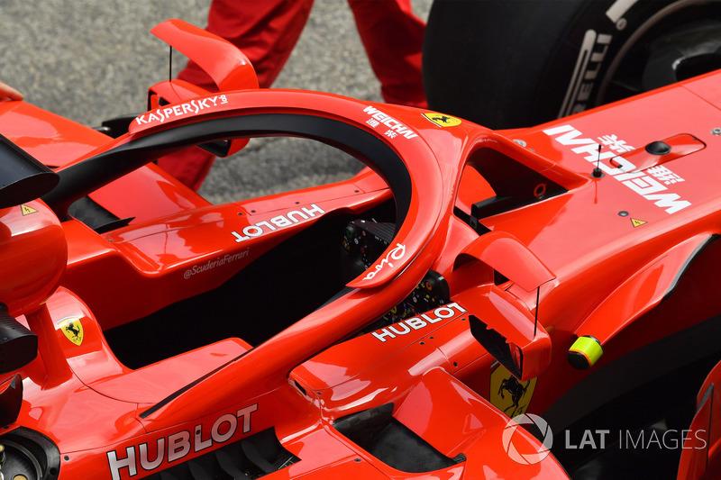 Зеркало заднего вида Ferrari SF71H