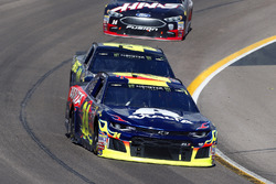 William Byron, Hendrick Motorsports, Chevrolet Camaro AXALTA, Jimmie Johnson, Hendrick Motorsports, Chevrolet Camaro Lowe's for Pros